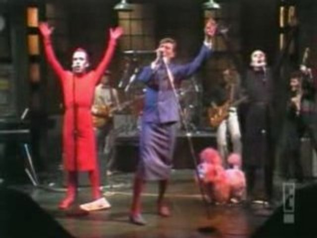 David Bowie & Klaus Nomi - TVC15 & Boys Keep Swinging [1979]