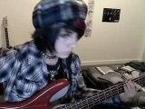 Lynyrd Skynyrd - Sweet Home Alabama Rikku's bass cover