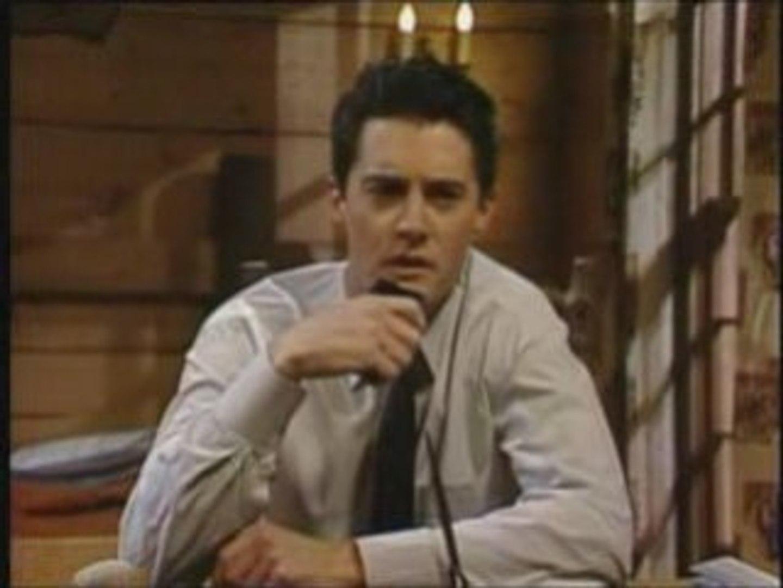 Twin Peaks parody by Saturday Night Live (1990)