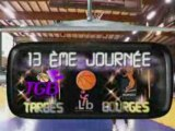 LFB 2008 2009 : J13 TARBES / BOURGES