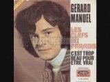 Gérard Manuel Les Clefs du Paradis (1971)