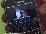 Video BlackBerry Bold Bold multimedialita