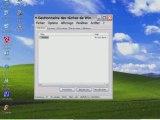 Ouvrir le gestionnaire des tâches sous Windows XP