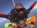 Saut en Parachute et Chute libre Tandem - Abalone