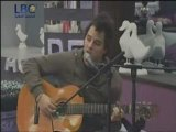 Nader guirat singing Mientes Tambien