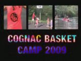 COGNAC BASKET CAMP 2009