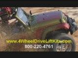 MOTORZ: Off Road Warehouse Truck Lift Install - video
