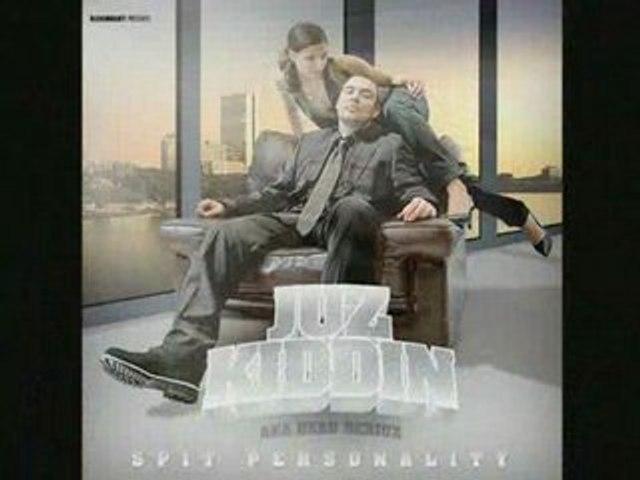 Juz Kiddin aka Dead Seriuz Presents Spit Personality