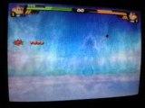Dragon ball z Budokai Tenkaichi 3 Arale vs Sangoku Jr