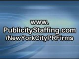 New York City PR Firms - New York City Publicity