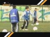 Reportage : l'Ecole de foot de l' Olympique Montmartre 25.11.08