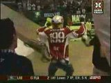 Travis Pastrana 1st Double Backflip in Competition