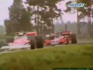 F1 1977 Formula One Sweden GP
