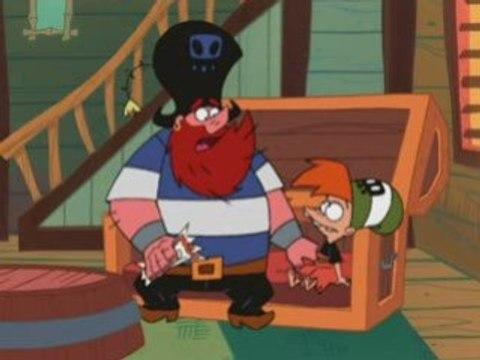 La Famille Pirate Ep1 - Le baiser de Scampi
