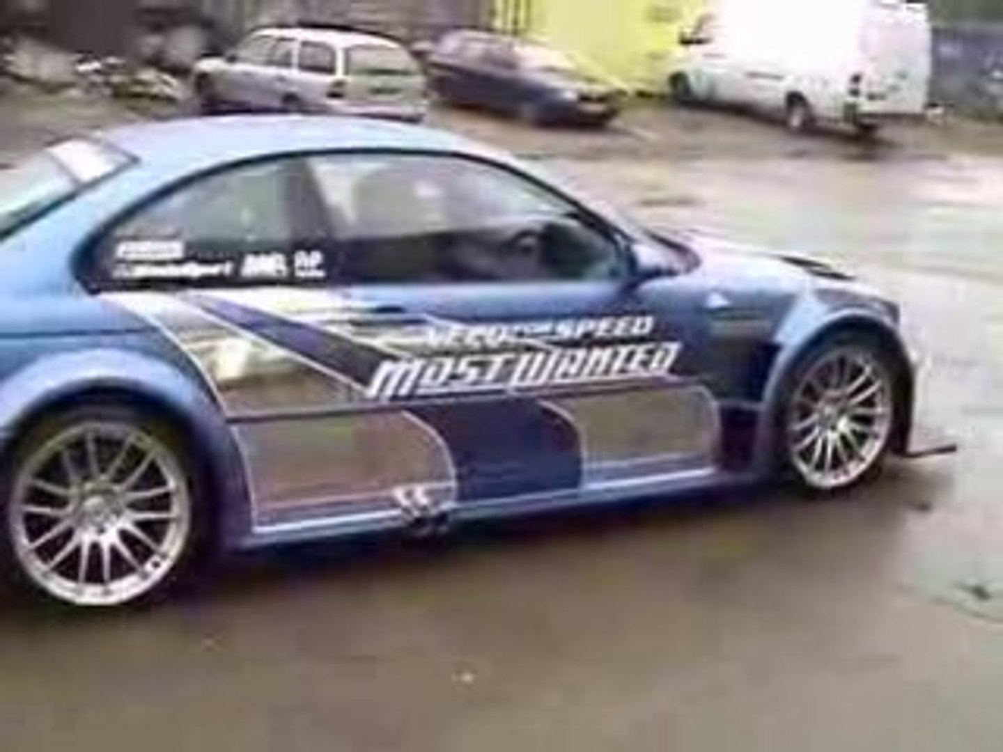 Bmw M3 Gtr Need For Speed Most Wanted Video Dailymotion