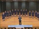 「淋しい海辺で」 宮城県第三女子高等学校
