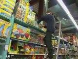Angers / Noël : Détour dans un magasin de jouets