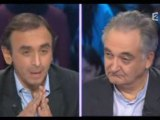 Jacques Attali vs Zemmour et Naulleau  [ONPC] Ruquier