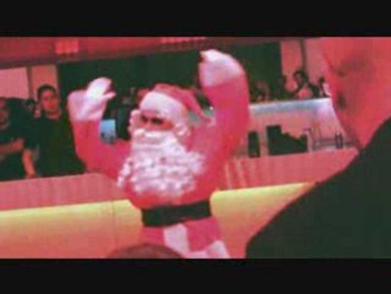 Santa's Dance at Go Green Holiday Bash