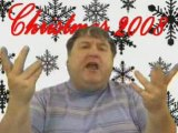 Russell Grant Video Horoscope Taurus December Monday 22nd