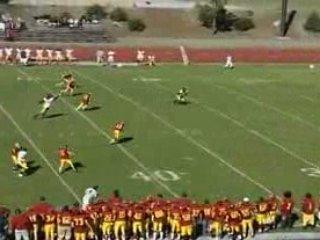 Chabot Football Highlights 2008