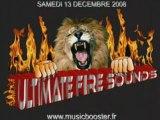 Ultimate Fire Sounds: Soirée de Noel,Clip Video de la soirée