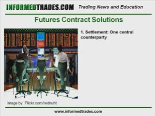 Introduction to Futures Trading 3 – The Futures Contract