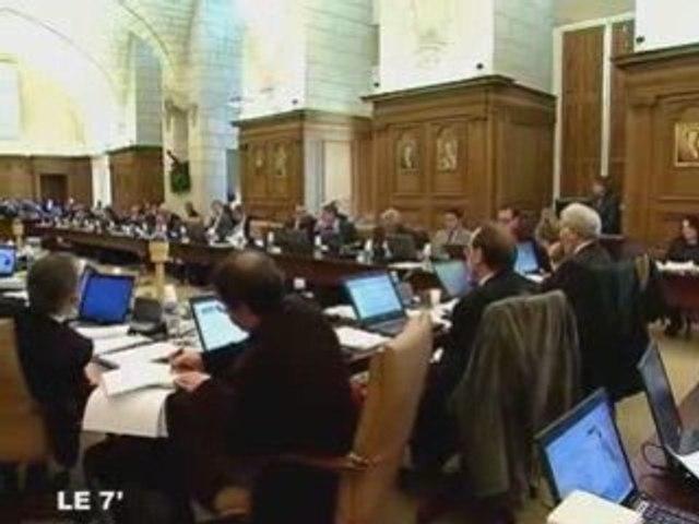 Angers7, le JT du 15/12/2008