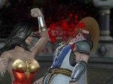 Mortal Kombat vs DC Universe Mortal Mashup