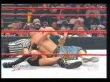 WWE RAW 15/12 The Legacy VS John Cena & Batista (1-1)