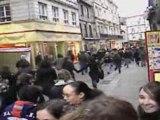 Manifestation contre la réforme Darcos et la loi LRU
