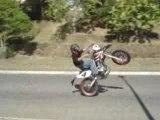 Wheeling Sherco 70cc hebo manston