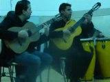 vidéo Titi et Jimmy à Marcel Pagnol le 12 decembre 2008