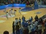 Basket : Mons-Hainaut - Khimik Yuzhny