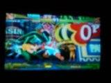 Street Fighter Alpha 3- Charlie VS Balrog