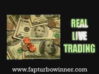 FAPTURBO First Real  Money Making Forex Trading Robot