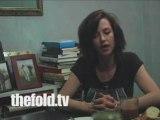 Debbie Rochon on Llody Kaufman