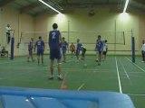 Carcen-Ponson  Jurançon Régionale volley ball