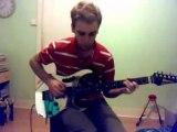 Steve Vai -Juice cover par Julien