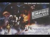 "STAR WARS EPISODE 5 ""L'EMPIRE CONTRE- ATTAQUE""         CREE PAR GEORGE LUCAS"