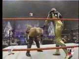 Goldust vs Rikishi - Raw 2/11/2002