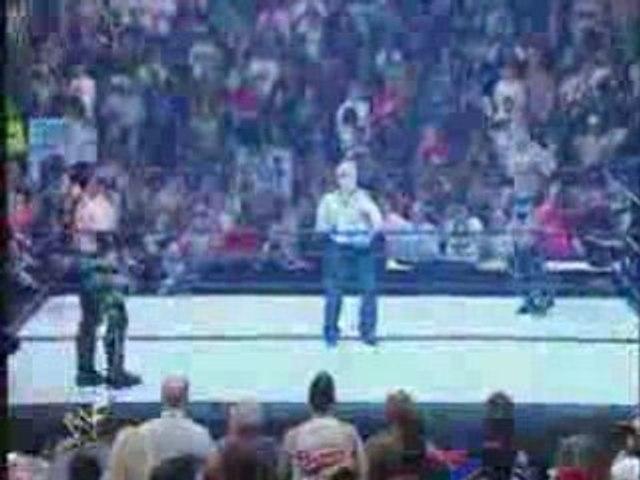 Chris Jericho Vs The Rock WCW World Title 2001 Part 1