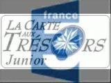 LA CARTE AUX TRESORS  Junior