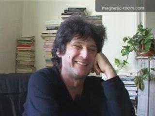 Richard Pinhas, musicien - Interview Magnetic Room
