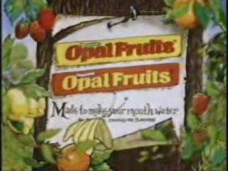 Opal fruíts advert 2