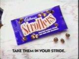 Cadburys Strollers advert