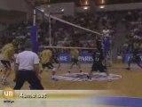 Paris Volley, Champion de France de Volley-Ball 2008