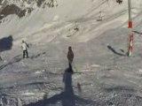 Ski freestyle 2009 à Avoriaz, au stash, par les portefin