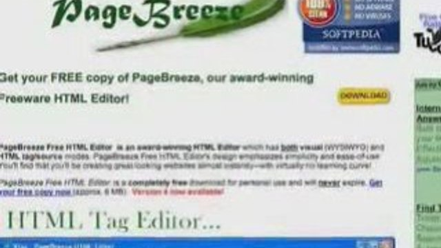 Attract Organic Leads utilizing Free HTML Softwares