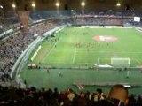 PSG Valenciennes Présentation des tribunes